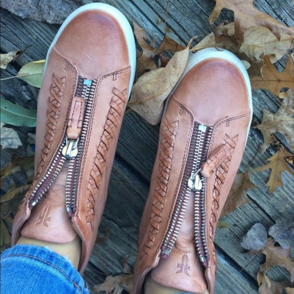 Frye Shoes | Women Lena Whip Zip